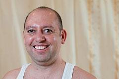 Michael Romero headshot