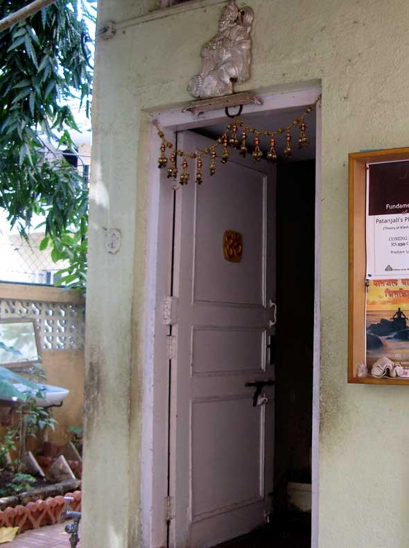 Institute Door