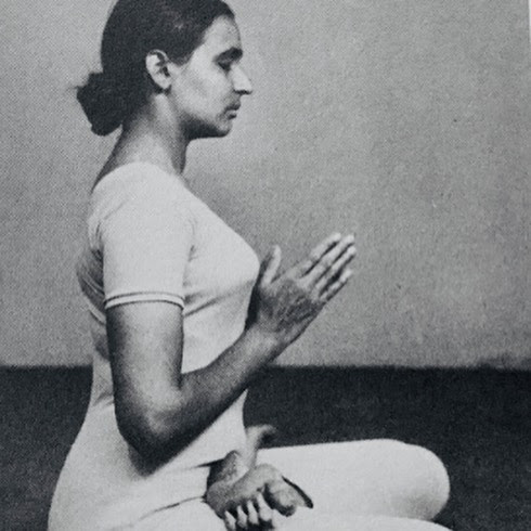 Geeta in Dhyana