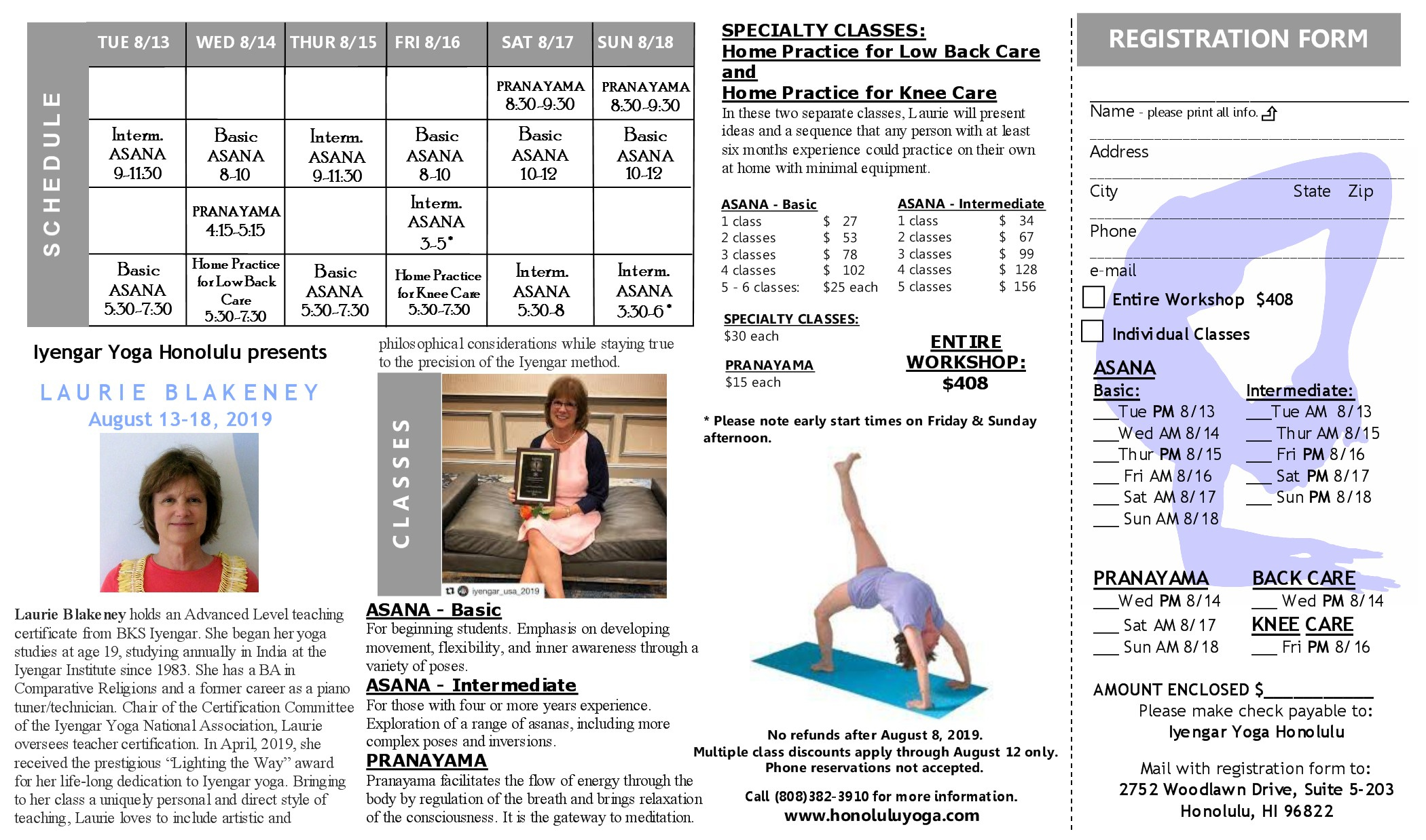 LAURIE B FLYER AUG 2019